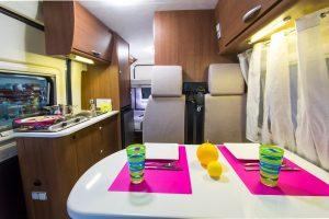 Nodes 25 - Alquiler de Autocaravanas - Van