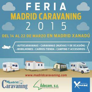 Feria Madrid Caravaning 2015
