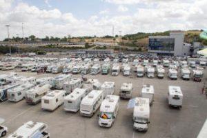 Nodes 25 - Alquiler de Autocaravanas - El Circuito de Jerez reserva un espacio para las autocaravanas
