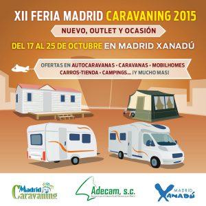 XII Feria Madrid Caravaning 2015