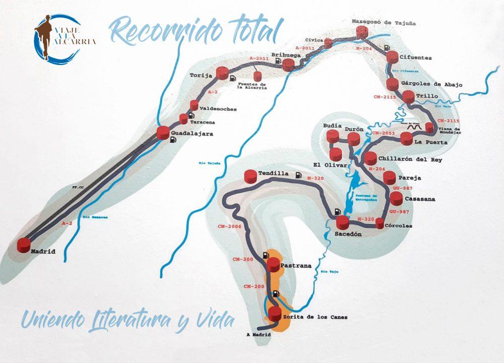 Nodes 25 - Alquiler de Autocaravanas - Viajar en Autocaravana - Viaje a la Alcarria en Autocaravana
