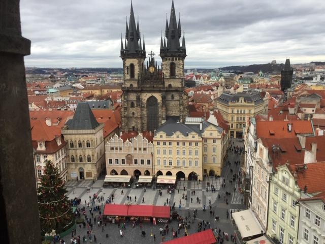 Nodes 25 - Alquiler de Autocaravanas - Viajar en Autocaravana - Praga en autocaravana