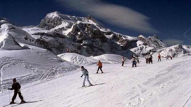 estaciones de esquí en autocaravana