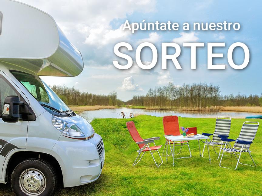 Nodes25 - Alquiler y venta de autocaravanas - Sorteo