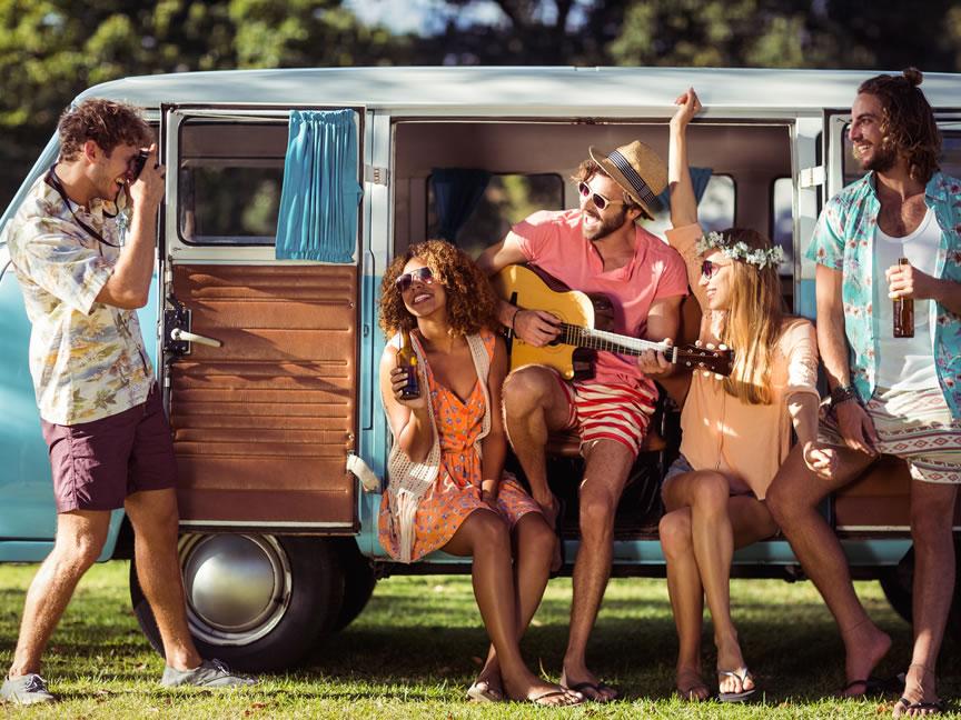 Nodes25 - Alquiler de Autocaravanas - Ventajas del alquiler de camper este verano