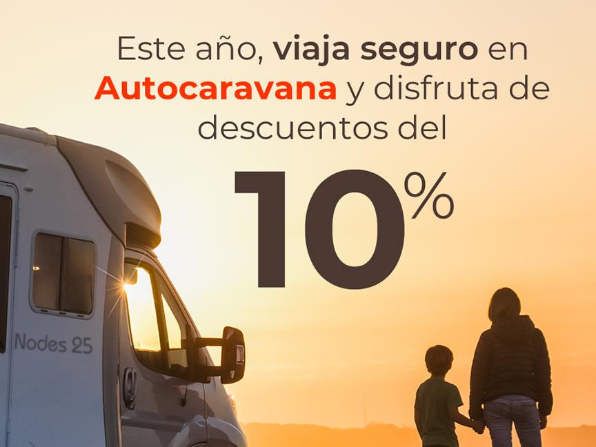 Alquiler de autocaravanas en Madrid