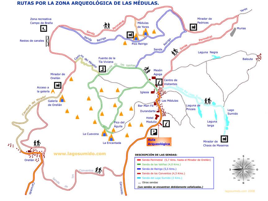 Nodes25 - Alquiler de autocaravana para ir a Las Médulas