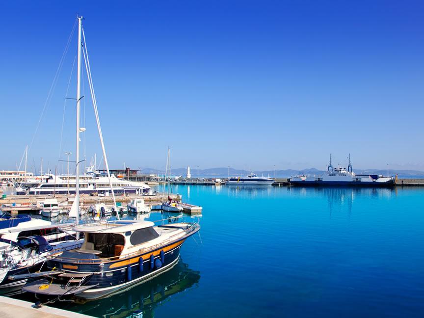 Nodes 25 - Autocaravana en ferry, nos vamos a Baleares