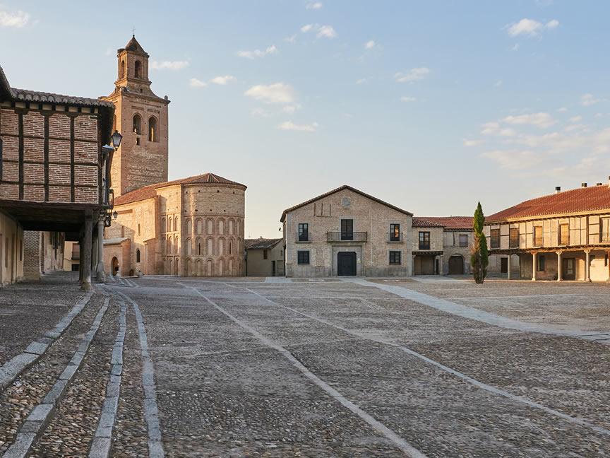 Nodes 25 - Recorremos Ávila en autocaravana Parte II