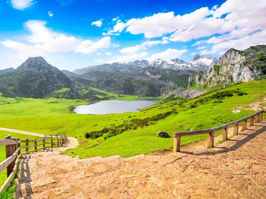 Nodes 25 - Escapada en autocaravana por Covadonga