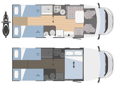 Nodes 25 - Autocaravanas - Rimor Super Brig 95 Plus