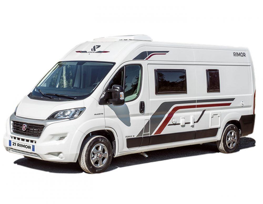 Nodes 25 - Autocaravanas - Rimor Horus 45 Modelo 2021
