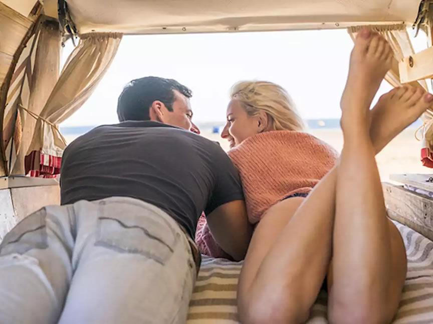 Nodes 25 - Un San Valentín de lo más romántico, alquila una autocaravana