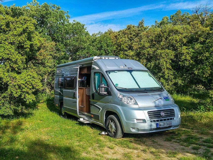 Nodes 25 - Ruta en Camper - Alquiler de autocaravanas