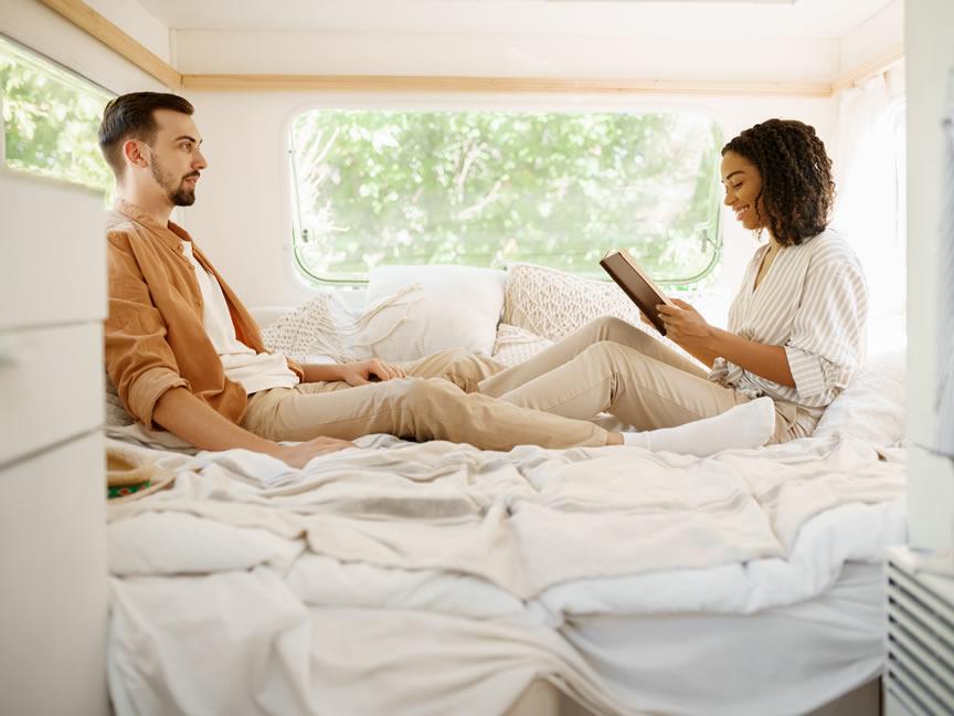 Nodes 25 - 5 libros para aventureros amantes de las autocaravanas