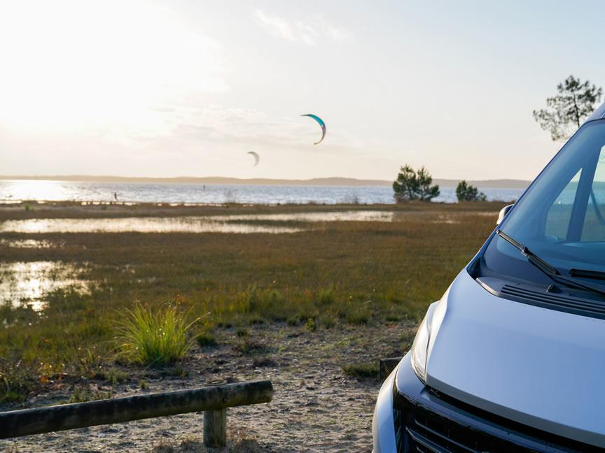 Nodes 25 - Top 5 Destinos ideales para viajar en primavera en autocaravana