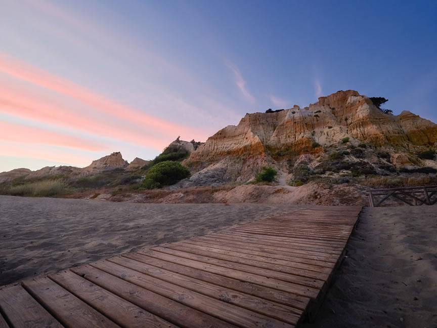 Nodes 25 - Ruta por las mejores playas de Huelva en motorhome - Alquiler de autocaravanas