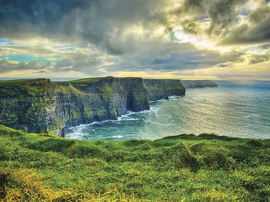 Nodes 25 - Ruta en autocaravana por la costa este de Irlanda