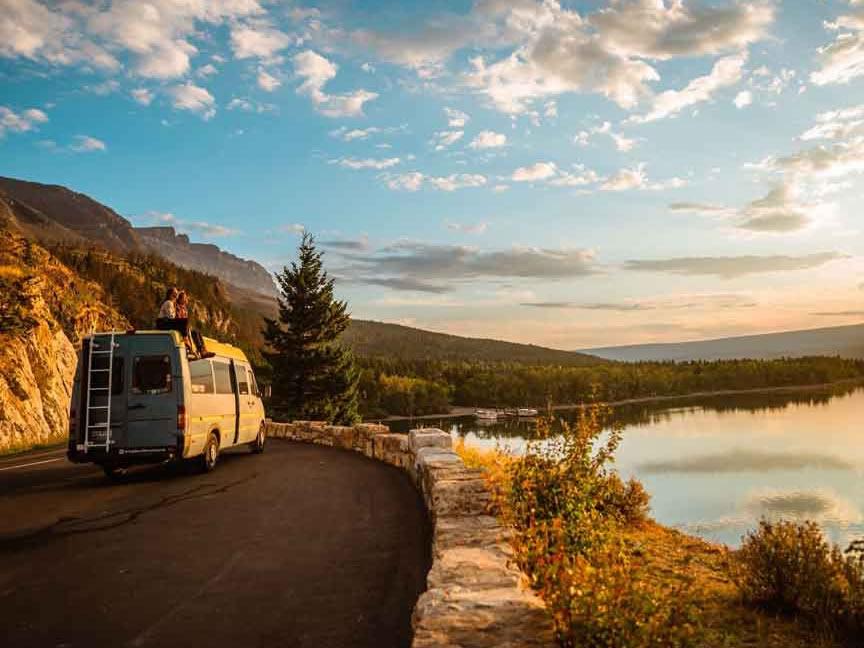 Nodes 25 - Los mejores destinos para viajar con autocaravana este otoño